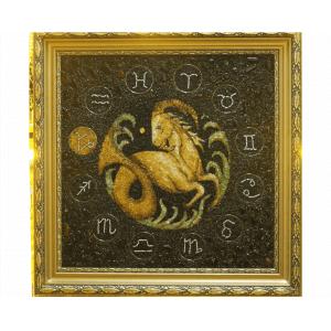 Картина из янтаря Знаки зодиака