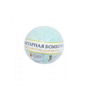 Янтарная бомбочка для ванной