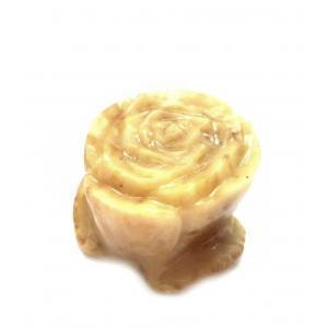 Сувенир Роза янтарная
