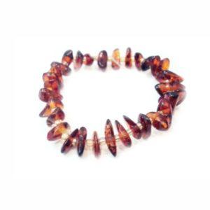 браслет лечебный из натурального янтаря