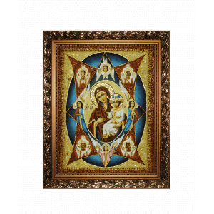 Икона Богородицы«Неопалимая Купина»