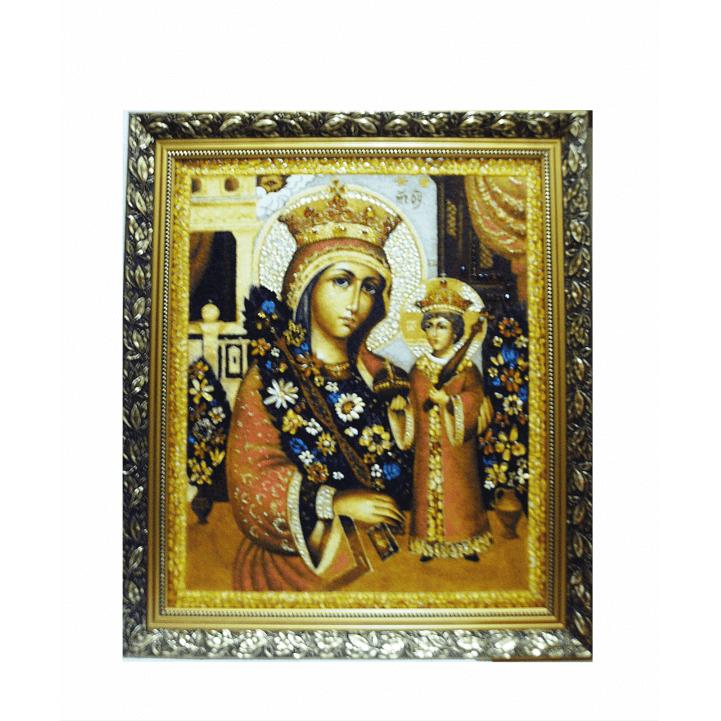 Икона Богородицы«Неувядаемый Цвет»