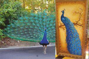 Магия янтарной птицы
