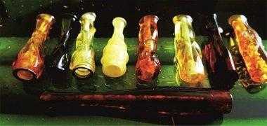 Мундштуки из янтаря
