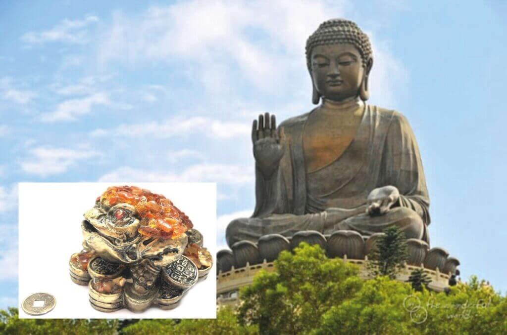 Как древнекитайский разбойник превратился в янтарную лягушку?